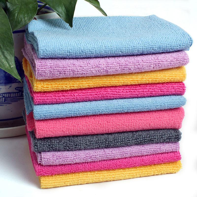 У этих полотенец ворс оптимального размер 4-5 мм