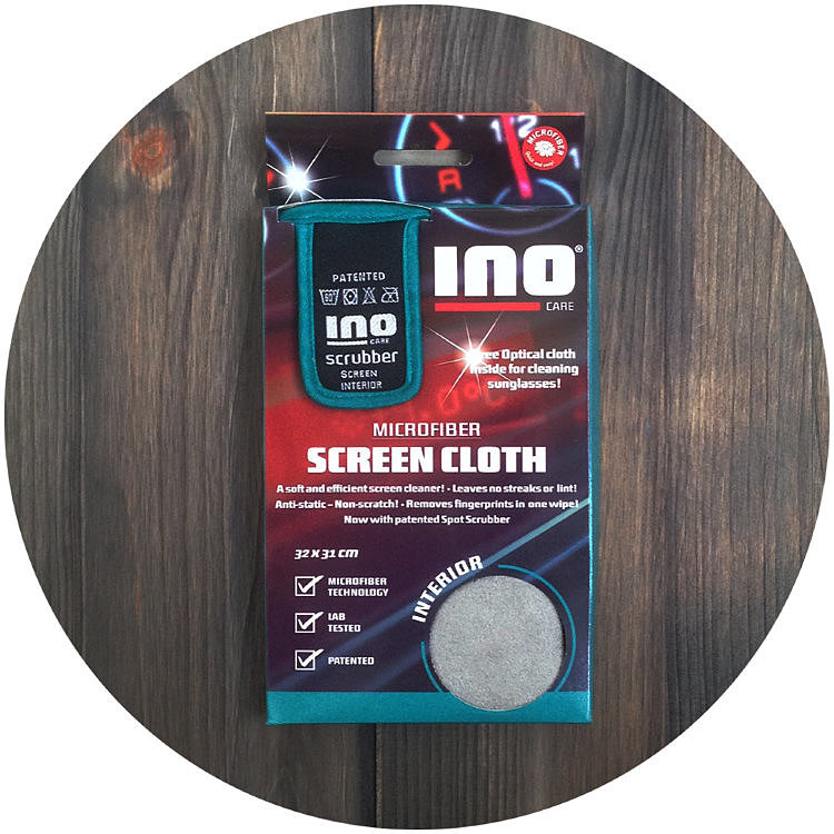 Салфетку «INO» для экрана от компании SMART