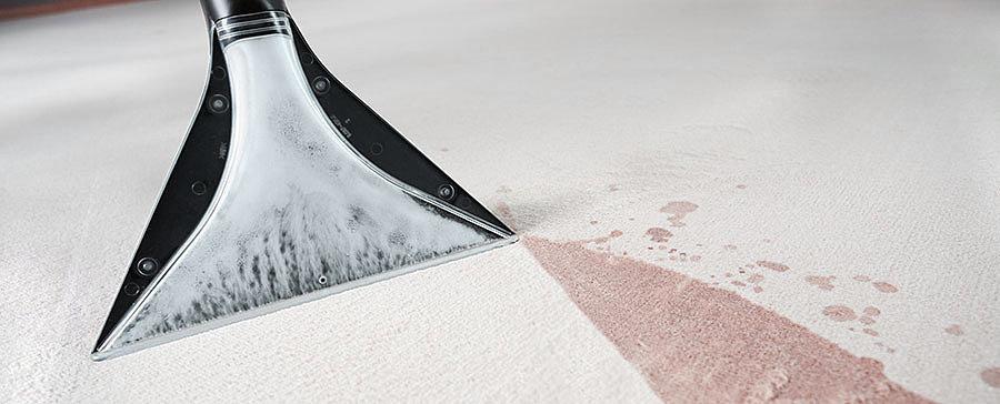 Уборка с помощью влажного пылесоса завершит чистку
